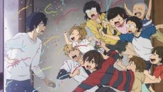 ANIMES MENDOLA: BARAKAMON EPISÓDIO 12 FINAL