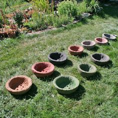 how to make Hypertufa pots!