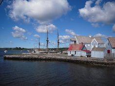 Digby, Nova Scotia right next to home Parks Canada, O Canada, Saint John New Brunswick, Atlantic Canada, Prince Edward Island, Nova Scotia, Lighthouses, Homeland, Vacation Ideas