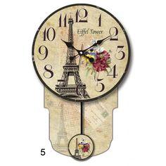 Ahşap Yeni Model Sallanan Duvar Saati, Ahşap Yeni Model Sallanan Duvar Saati Ürün Bilgisi ;Ürün maddesi : Ahşap Ebat : 30 cm x 46 cm Sessiz çalışır Mekanizması 5 yıl garantili Tek