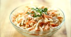 Resepti: Coleslaw Coleslaw, I Foods, Pasta Salad, Side Dishes, Cabbage, Salads, Meat, Chicken, Vegetables