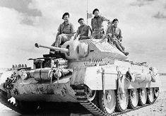A Crusader tank (christened 'Vidi') of the Light Armoured Brigade in the Western Desert, 20 September Crew L-R: Louis Léonard; All were members of the Free French Flying Column No. Crusader Tank, Afrika Corps, Tank Warfare, North African Campaign, Military Armor, Ww2 Photos, Military Pictures, Ww2 Tanks, War Photography