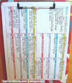 Life Story of a Blog Planner + {Printable}