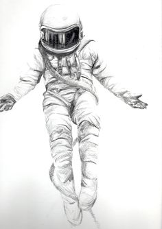 astronaut drawing tumblr - Google Search