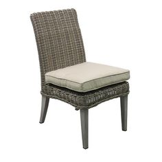 Coastal Side Chair - Hauser Stores