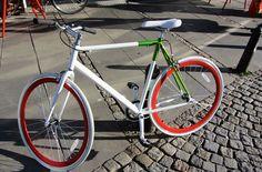 The Abagnale by Pilot Bikes | MONOQI
