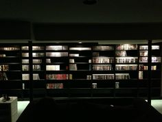 Library of Video Games. Built by Reddit user oneeventhorizon for his basement game room.
