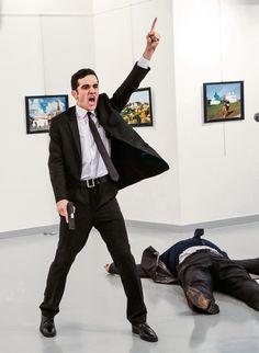 Moord op Russische ambassadeur:  De Russische ambassadeur speelde een grote rol bij de recente toenadering tussen Turkije en Rusland.