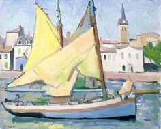 Albert Marquet (French, 1875-1947) > La Chaume