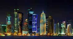 Doha Special From £685 At Qatar Airways