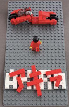 Lego Akira, so creative!
