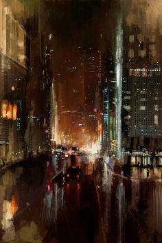 Blade Runner Atmosphere