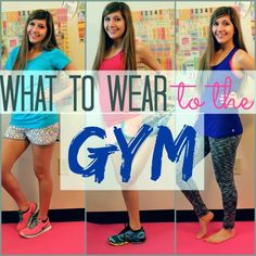 Need some #gym fashion ideas? Look no further than our stylish workout outfits.