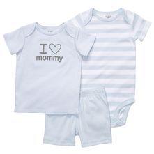 I Love Mommy 3-Piece Set
