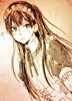 Haikyuu!! Kageyama Tobio Maid Dress // KAWAII!