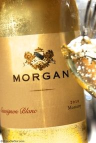 Wine of the Week  Morgan Sauvignon Blanc  Monterey, California  2010  Citrus, Tropical Fruit and a hint of Sweet Grassiness.