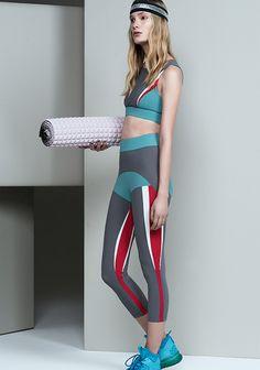 8 hãng thời trang chuyên về đồ tập gym nữ mà bạn chưa biết - ELLE VN - Fitness Women's active - http://amzn.to/2i5XvJV