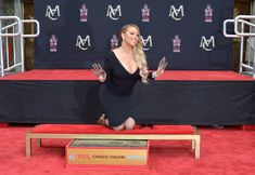 Mariah Carey Photos - Mariah Carey is honored with a Hand and Footprint Ceremony at TCL Chinese Theatre on November 1, 2017 in Hollywood, California. - Mariah Carey Hand and Footprint Ceremony