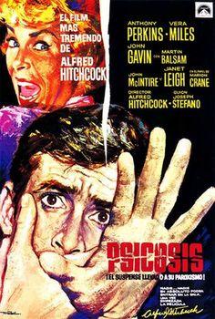 Psicosis | 1960 | HDRIP AC3 ESPAÑOL | VS | Suspense.Terror...