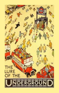 The Lure of the Underground - Transport for London