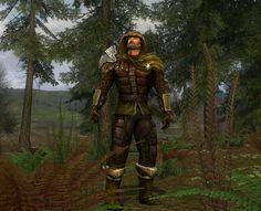 Woodland ranger by Hymne, Cosmetic Lotro
