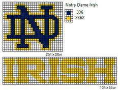 Notre Dame Irish by cdbvulpix.deviantart.com on @deviantART