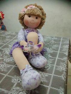 Pernuda Baby Room Girls, Baby Boys, Fabric Dolls, Craft, Cloth Art Dolls, Trapillo, Felting, Ornaments, Puppets