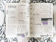 """""""Bullet Journal""""(バレットジャーナル)という決まった形のない手帳をご存じですか?お気に入りのノートとペンさえあれば完成するバレットジャーナルは、自分のスケジュールやTODOリスト、日記など好きなことを詰め込める毎日をもっと大切にしてくれる手帳です。簡単なルールと作り方をご紹介します♭"""