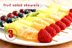 Fruit salad on a skewer by Babble. Click the image to be taken to the site
