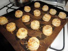 Plnené, lístkové kolieska (fotorecept) - obrázok 6 Muffin, Breakfast, Food, Basket, Morning Coffee, Essen, Muffins, Meals, Cupcakes