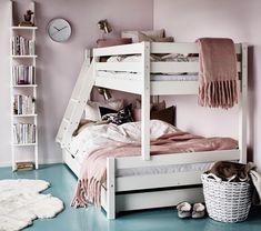 Nils Compact Living, Little Girl Rooms, Kidsroom, Bunk Beds, Room Inspiration, Kids Bedroom, Future House, Baby Kids, Furniture