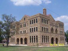 Archer County Courthouse, Archer City, TX