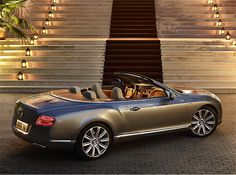 Bentley Continental GTC - Lifestyle NWS