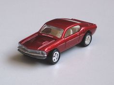 Custom Mustang '69 (Johnny Lightning) 1