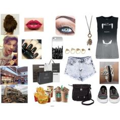 Day With Louis