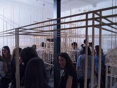 Milano Salone 2015 Home in House at Montrasio Arte MilanoHiroyuki Shinozaki & Associates, Architects | 篠崎弘之建築設計事務所