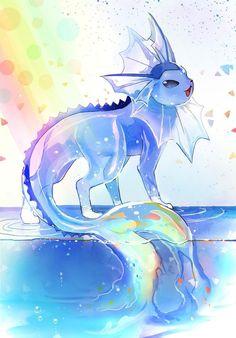 Gif Pokemon, Pokemon Legal, Pokemon Fan Art, Pokemon Fusion, Pokemon Cards, Ninetales Pokemon, Pokemon Eevee Evolutions, Alolan Vulpix, Kawaii Drawings