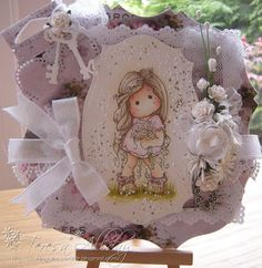 Craftingallday Creations: Summer Wedding Tilda