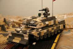 The Armoury • Leopard 2 PSO (Peace Support Operations*)