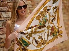 Love this Hermes scarf