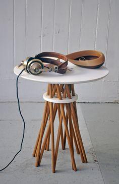 Bundle Side Table//