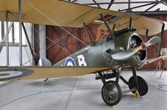 Sopwith F.1 Camel #flickr #plane #WW1