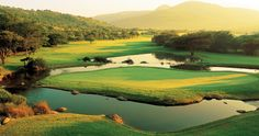 Take the guesswork out of golfing in Africa: Top 5 African Golf Destinations is all about where to go for the best experience. Discover where are the best courses in Africa for a golfing holiday. Sun City Resort, North West Province, Golf Holidays, Outdoor Pictures, Golf Breaks, Holiday Resort, Golf Training, Africa Travel, Where To Go
