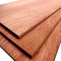 Okoume - looks like mahogany, acts and sounds like alder
