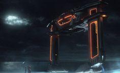Reimagined Recognizer- Tron Legacy