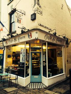 Cafe St. Pierre ~ Paris, France  ~Repinned Via Jean C Antonelli