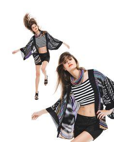 Produção Executiva | Mix and Match #fashion #summer #estampas #carolfrancischini