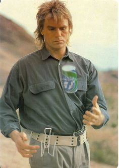 Macgyver Original, Richard Dean Anderson, Hero, Tv, Style, Cute Fluffy Puppies, Swag, Television Set, Outfits