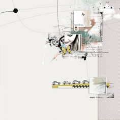 Oscraps :: Shop by Designer :: Anna Aspnes Designs :: Brush Sets :: Scanty JournalLines No. 2