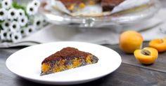 Makovo-marhuľový koláč bez múky - dôkladná príprava krok za krokom. Recept patrí medzi tie najobľúbenejšie. Celý postup nájdete na online kuchárke RECEPTY.sk.